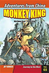 Monkey King Volume 03: Journey to the West