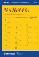 Mathematical Connections PDF