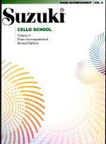 Suzuki Cello School, Vol 8
