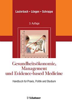 Gesundheits  konomie  Management und Evidence based Medicine PDF