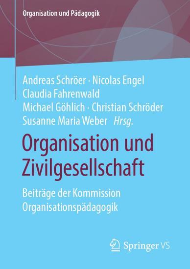 Organisation und Zivilgesellschaft PDF