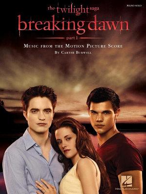 Twilight   Breaking Dawn  Part 1  Songbook