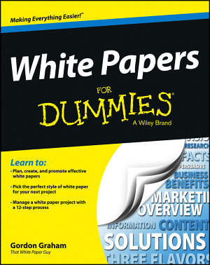 White Papers For Dummies PDF