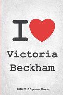 I Victoria Beckham 2018 2019 Supreme Planner PDF