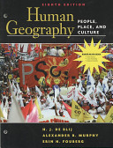 WCS Human Geography