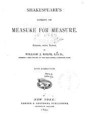 Measure for measure : Troilus and Cressida