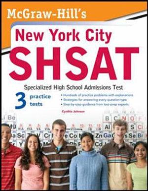 McGraw Hill s New York City SHSAT PDF
