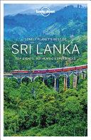 Lonely Planet Best of Sri Lanka