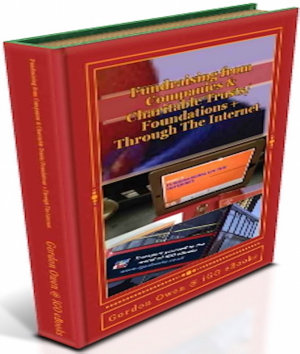 Fundraising from Companies   Charitable Trusts Foundations   Through The Internet   Fifth Edition
