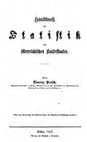 Handbuch der Statistik des österreichischen Kaiserstaates