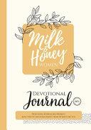 Milk and Honey Women Devotional Journal