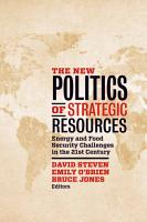 The New Politics of Strategic Resources PDF