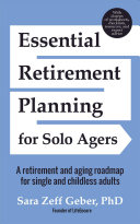 Essential Retirement Planning for Solo Agers PDF