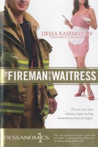 The Fireman and the Waitress Book