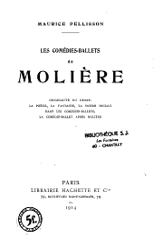 Les comédies-ballets de Molière