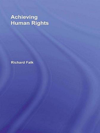 Achieving Human Rights PDF