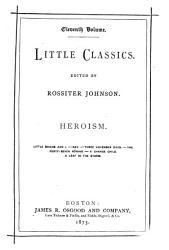 Little Classics  Heroism PDF
