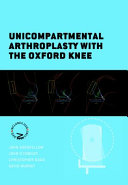 Unicompartmental Arthroplasty with the Oxford Knee