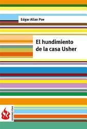 El hundimiento de la casa Usher (low cost). Edición limitada