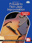 A Guide to Non Jazz Improvisation  Mandolin Edition PDF