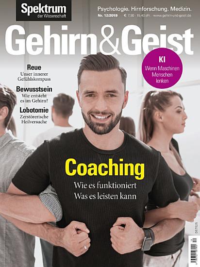 Gehirn Geist 12 2019 Coaching PDF