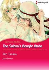 The Sultan's Bought Bride: Harlequin Comics