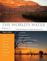 The World s Water Volume 7 PDF