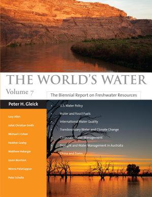 The World s Water Volume 7