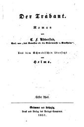 Der Trabant: Roman, Band 1