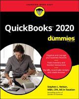 QuickBooks 2020 For Dummies PDF