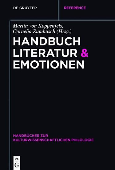 Handbuch Literatur   Emotionen PDF