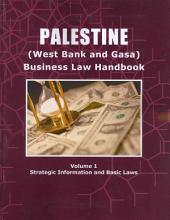 Palestine Business Law Handbook