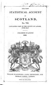 The New Statistical Account of Scotland: Volume 7