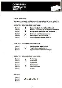 4th World Surfactants Congress