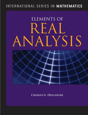 The Elements Of Real Analysis