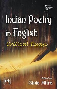 Indian Poetry in English PDF
