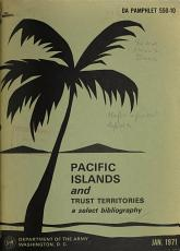 Pacific Islands and Trust Territories PDF
