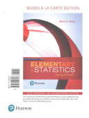 Elementary Statistics Using Excel  Books a la Carte Edition PDF