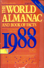 The World Almanac and Boof of Facts