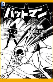 Batman: The Jiro Kuwata Batmanga (2014-) #41