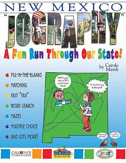 New Mexico  Jography   A Fun Run Through Our State  PDF