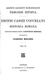 Rōmaikē istoria: Historia romana, Τόμος 2