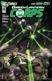 Green Lantern Corps (2011-) #3