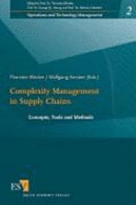 Complexity Management in Supply Chains PDF