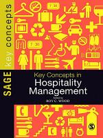 Key Concepts in Hospitality Management PDF