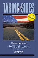 Taking Sides  Clashing Views on Political Issues  Expanded PDF