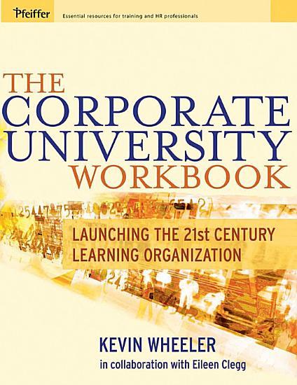 The Corporate University Workbook PDF