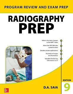 Radiography PREP  Program Review and Exam Preparation   Ninth Edition Book