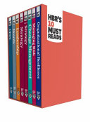 HBR s 10 Must Reads for Executives 8 Volume Collection