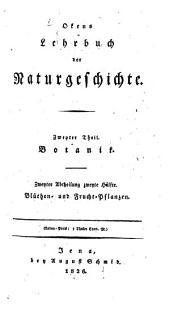 Lehrbuch der Naturgeschichte: Blüthen und Frucht-Pflanzen, Band 2